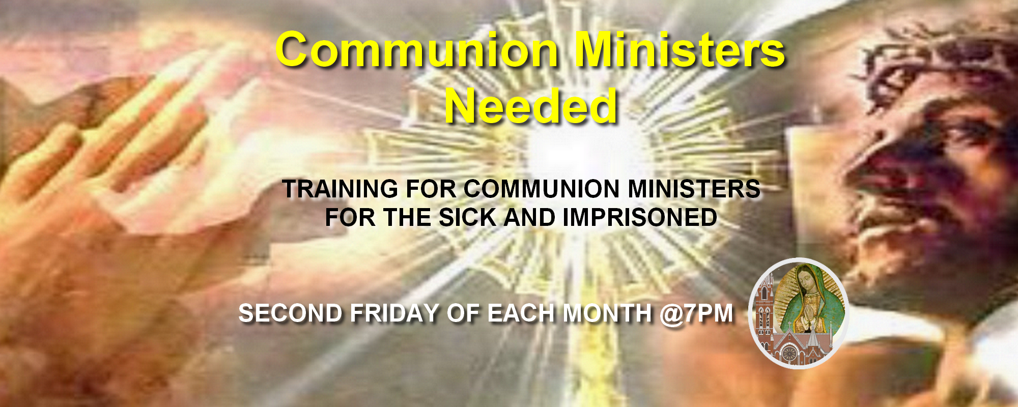 Ministers of Communion