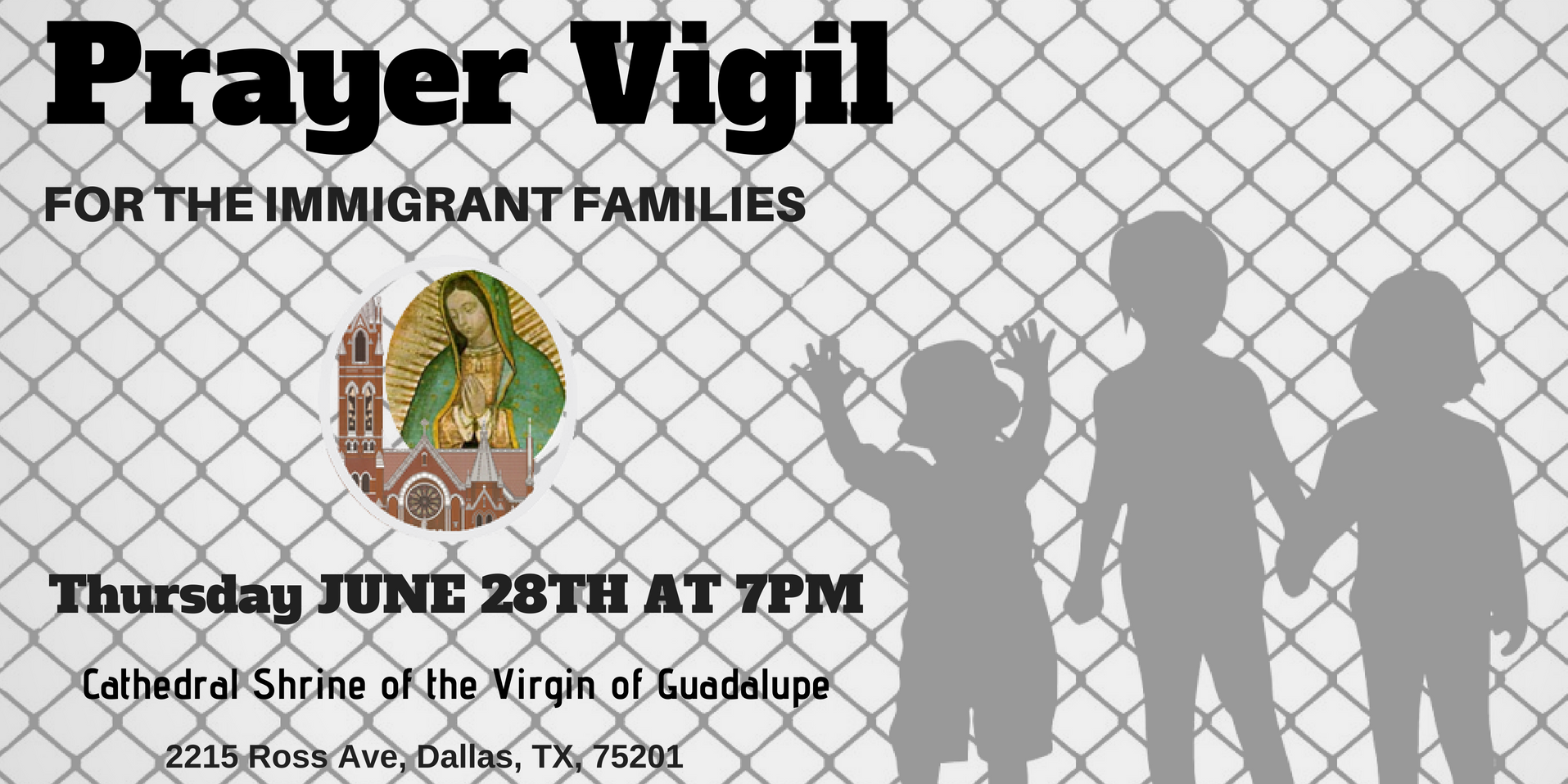 Prayer Vigil for Immigrant Families